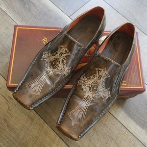 Robert Wayne Rome Cross Loafer